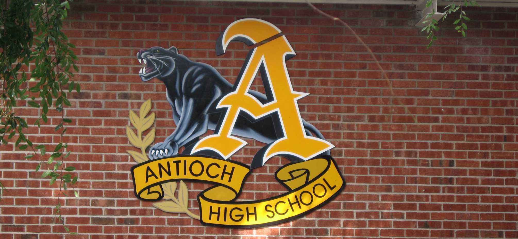 Antioch High School Logo